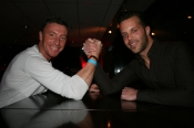 Anthony Kumpen en Bert Longin mikken op de wereldtitel... elk in aparte teams