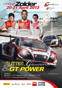 FIA GT Series - Nogaro
