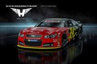 Livery NASCAR Whelen Euro Series 2018